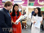 越南地图展亮相2018年德国柏林国际旅游展览会