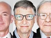 越南四位富豪跻身福布斯2018年全球亿万富豪榜