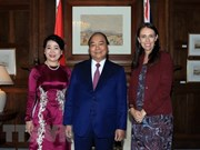 越南与新西兰发表《联合声明》 涉及所有领域合作