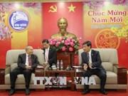 柬埔寨宗教事务部代表团访问平阳省