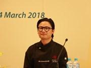 越裔澳大利亚厨师成为越航全球美食大使