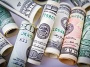 15日越盾兑美元中心汇率保持稳定
