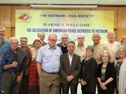 越南与美国加强合作关系