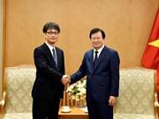 郑廷勇:全力解决日本投资的电力BOT项目实施过程中遇到的困难