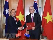 澳大利亚媒体竞相报道越南政府总理访澳之旅