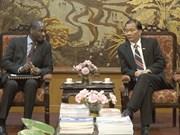 越南与法语国家加强经济合作
