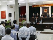 大洋股份商业银行大案:被判处死刑的阮春山第三次出庭受审
