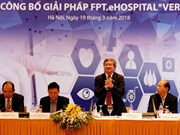 FPT.eHospital软件有助于缩短患者就诊等候时间
