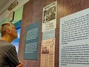 """""""反对美国对越发起非正义战争的浪潮""""展览会在胡志明市开展"""