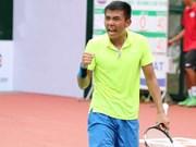 2018年男网F4未来赛:李黄南晋级第二轮