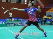 2018年河内Ciputra国际羽毛球锦标赛精彩开幕