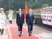 """韩国时报:越南是韩国 """"新南向政策""""的支柱"""