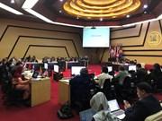 东盟在政治安全合作领域取得长足进展