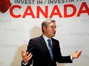 加拿大深化与东盟的经贸关系