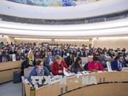 联合国人权理事会第37次会议在瑞士日内瓦落下帷幕