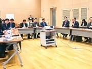 胡志明市国家大学与日本九州大学共同寻求合作商机