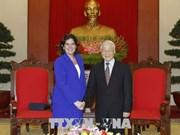 古巴驻越特命全权大使:继续维护古越两国特殊团结与友谊