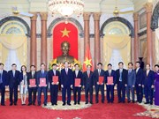 陈大光主席任命驻外大使