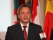 越南驻阿尔及利亚大使范国柱会见旅居马里越南人