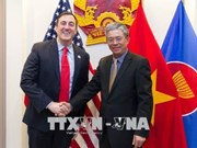 越南与美国加强人道主义合作