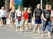 2018年第一季度越南接待外国游客超过420万人次