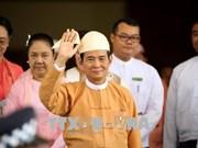 缅甸新任总统吴温敏公布三大优先目标