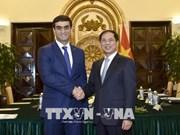 越南外交部与土库曼斯坦外交部举行政治磋商