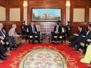 进一步加强胡志明市与罗马尼亚的友好合作