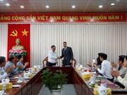 后江省两家太阳能发电厂项目将于今年年底开工