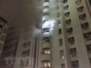 泰国曼谷公寓火灾:越籍伤者开始出院 第三名遇难者是泰国公民
