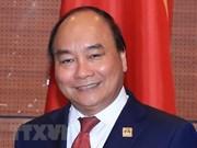 越南政府总理阮春福启程出席暹粒省召开的第三届湄公河委员会峰会