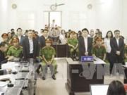 河内市人民法院以《煽动颠覆人民政府罪》开庭审理6名被告人