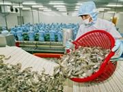 越南发挥优势克服虾类产品出口面临的困难和挑战