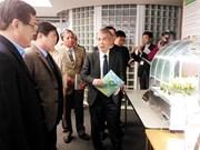胡志明市希望与日本各所大学加强教育合作