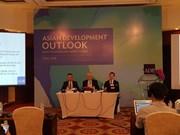 亚行:出口需求旺盛和国内需求迅速扩大助推亚太地区经济强劲增长