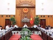 政府常务委员会就胡志明市市域铁路项目提出意见