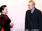伊朗伊斯兰共和国议会议长阿里•拉里贾尼即将对越南进行正式访问