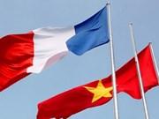 越南与法国建交45周年纪念典礼在芹苴市举行