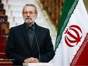 伊朗伊斯兰共和国议会议长阿里•拉里贾尼开始对越南进行正式访问