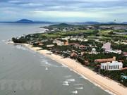 2018年第一季度越南平顺省接待外国游客增长17%