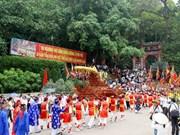 富寿省努力确保雄王庙庙会顺利有序开展