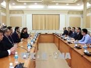 巴林王国将在越南胡志明市开设贸易促进办事处