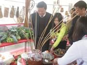 富寿省青山县保护芒族文化从校园抓起