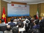 努力将越南伊朗双边贸易额提升至20亿美元