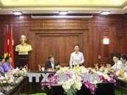 中央宣教部部长:反腐败斗争能否打赢很大程度上依靠司法机构的共同努力