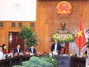 越南政府领导与最高人民检察院举行工作会议