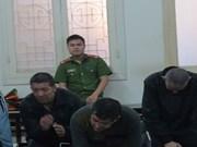 5名哥伦比亚籍被告人因盗窃罪被判处监禁
