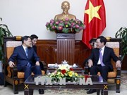 范平明副总理会见中国广西壮族自治区主席陈武