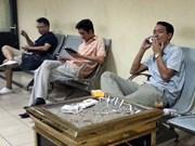 45%越南男性吸烟 造成疾病及经济负担