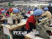 大部分越南纺织服装企业已签好第二季度订单